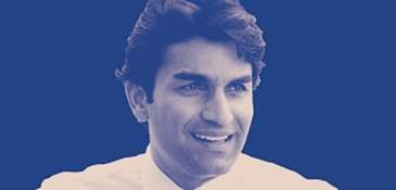 Suraj Patel, former Obama campaign staffer, is trying