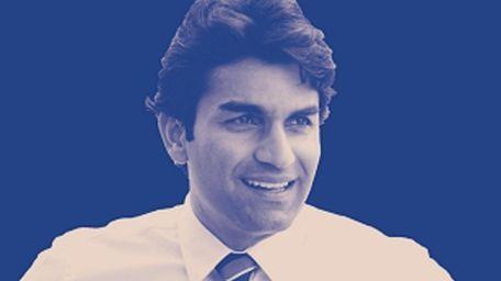 Suraj Patel, former Obama campaign staffer, is trying