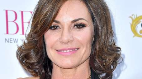 Luann de Lesseps, seen here on May 29,