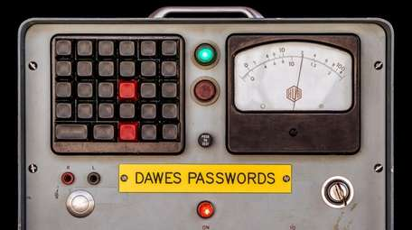 """""""Passwords"""" is new from Dawes."""