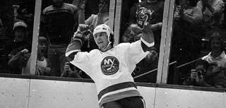 As a newcomer, Bossy scored 53 goals (in