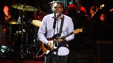 Robert Cray comes to Patchogue Tuesday.