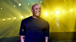 Dr. Dre is working on a biopic of