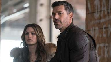 Rachel Bilson and Eddie Cibrian star in ABC's