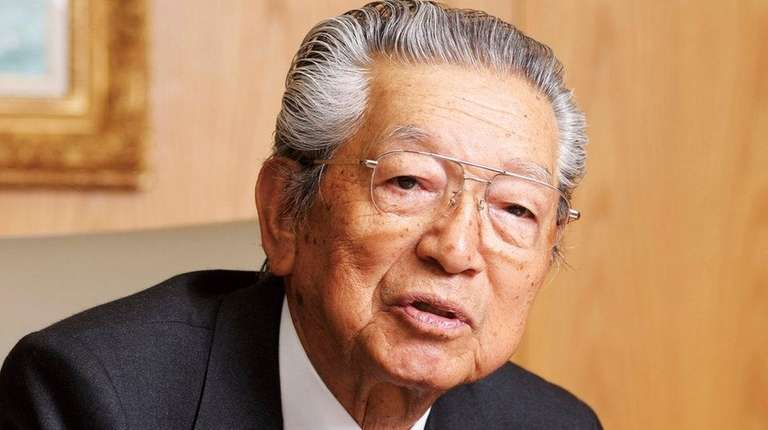 Kazuo Kashio, one of four brothers who founded