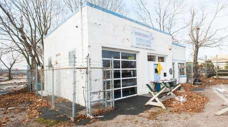A developer wants to convert the former Peconic