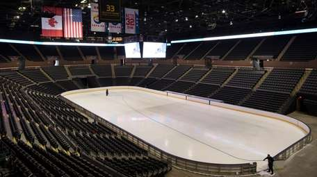 The Islanders are to play 60 games at