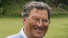 The five-time British Open winner died at his