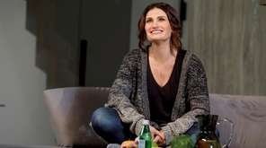 "Syosset native Idina Menzel stars in ""Skintight"" at"