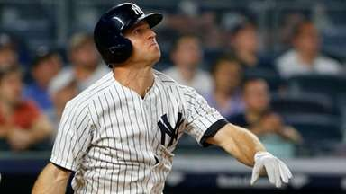 Brett Gardner has missed the last three games