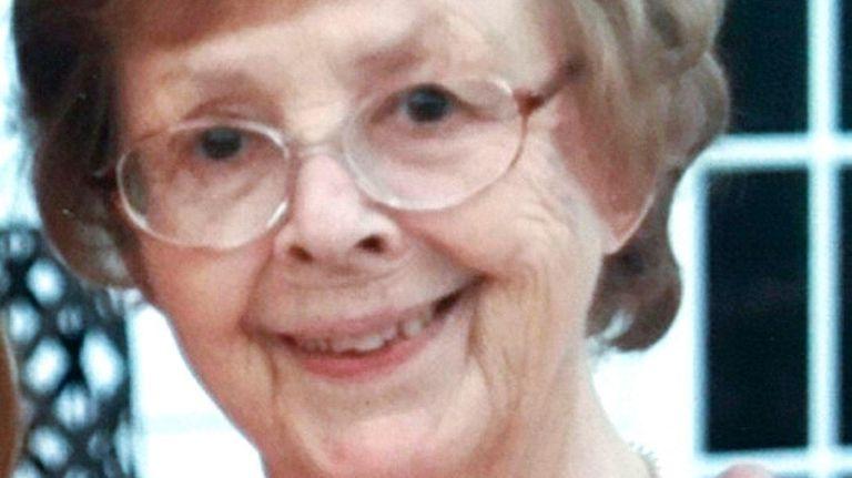 Sheila Croke, a leader in Long Island's peace