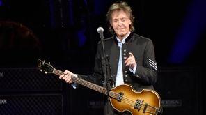 Paul McCartney announced on social media that his