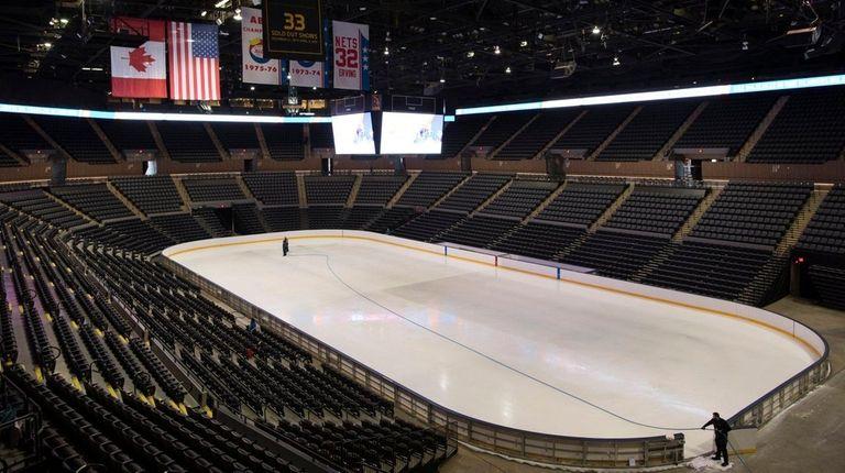 Gov. Andrew M. Cuomo announced that the Islanders