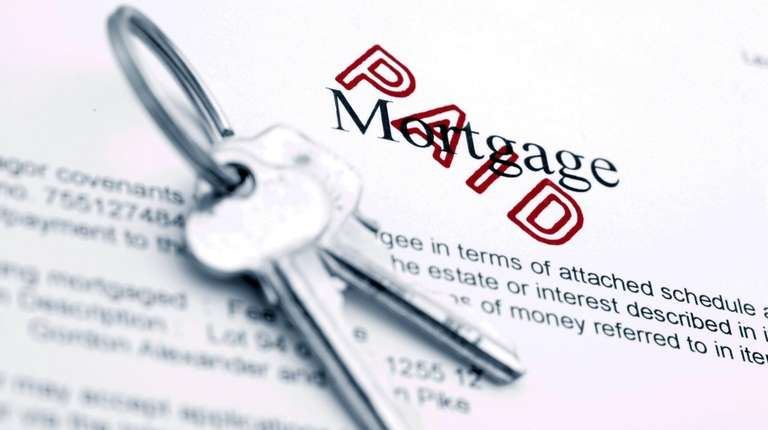 Paying off a mortgage can be liberating.