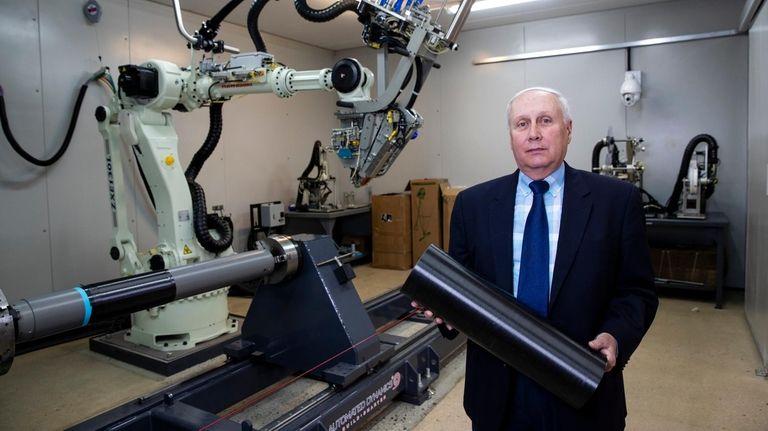 Leonard Poveromo, executive director of the Composite Prototyping