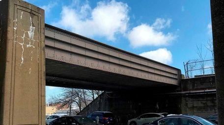 The South Tyson Avenue bridge in the Village