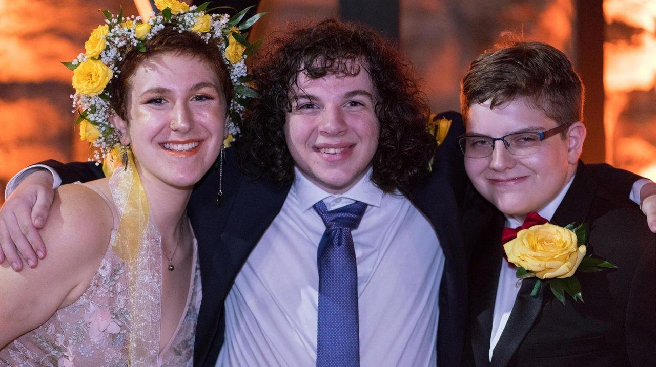 (From left) Jay Peierls, Luke Jeffrey and Eric