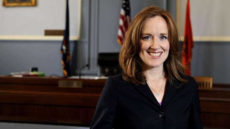 Nassau County District Attorney Kathleen Rice (May 17,