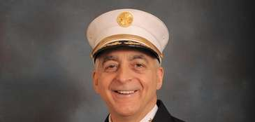 FDNY Chief Ronald Spadafora, died of a 9/11-related