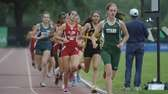 Colleen Schmidt, right, a senior at Holy Trinity,