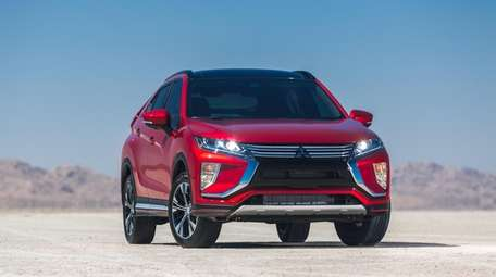 The 2018 Eclipse Cross offers a top-notch ride