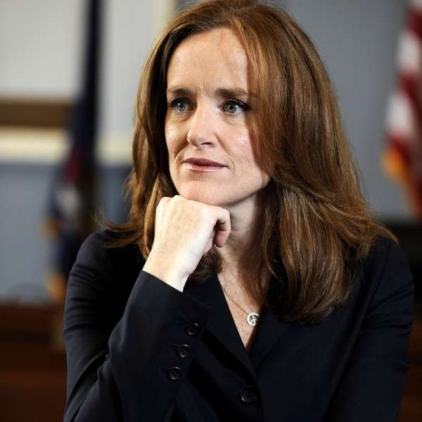 An undated file photo of Kathleen Rice.