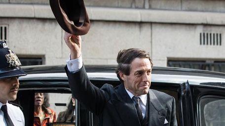 "Hugh Grant stars in ""A Very English Scandal"""