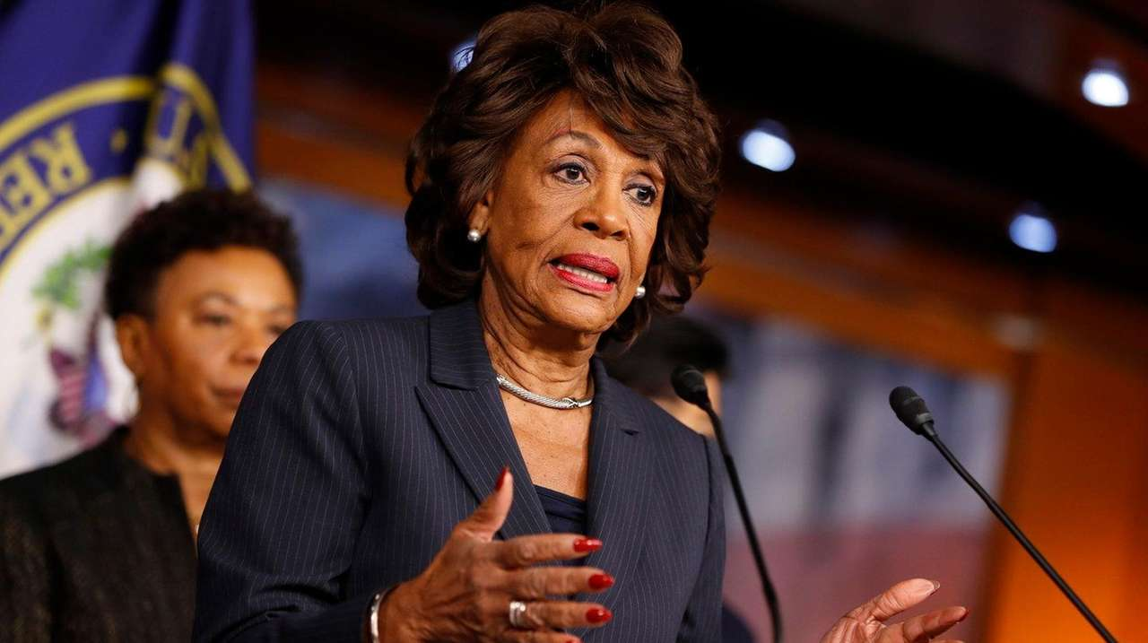 Image result for Rep. Maxine Waters Holds Her Own Against 'Disrespectful' Treasury Secretary Steve Mnuchin