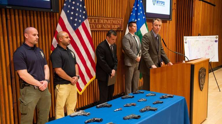 Reputed MacBallas gang members charged with terrorizing Bronx