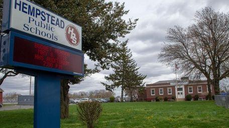 Hempstead School offices at 185 Peninsula Blvd. on