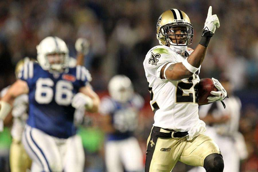 SUPER BOWL XLIV: NEW ORLEANS 31, INDIANAPOLIS 17