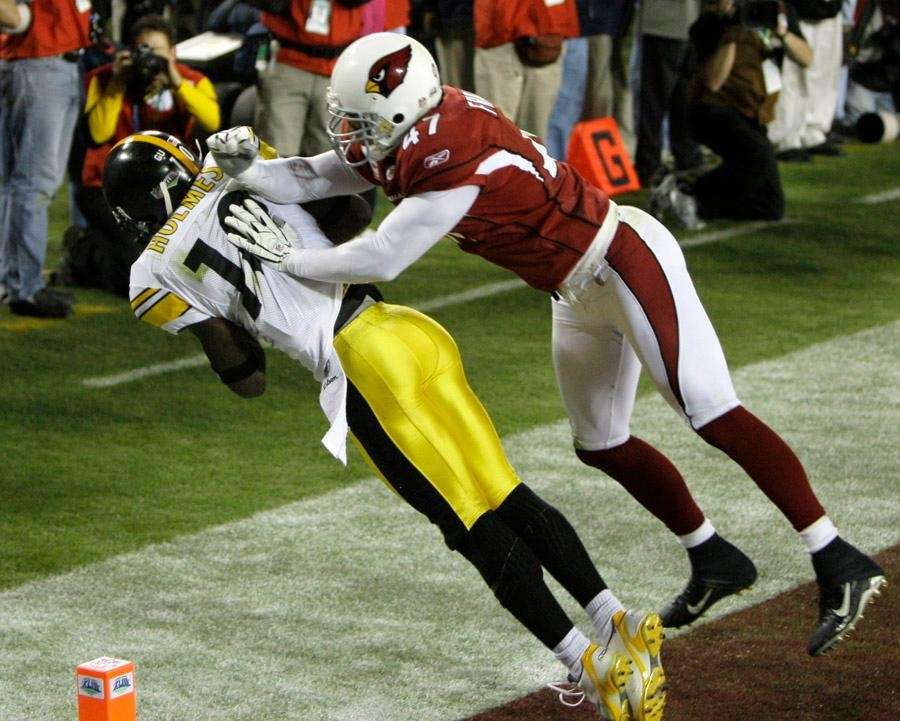SUPER BOWL XLIII: PITTSBURGH 27, ARIZONA 23 Raymond
