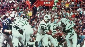 SUPER BOWL III: JETS 16, BALTIMORE 7 Orange