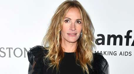 Julia Roberts gained 107,000 followers her first day