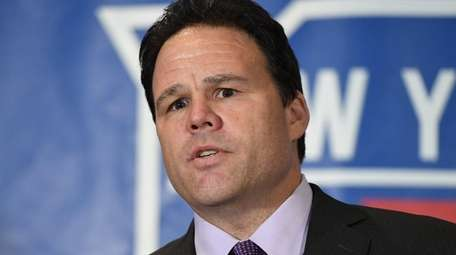 Rangers general manager Jeff Gorton introduces new head