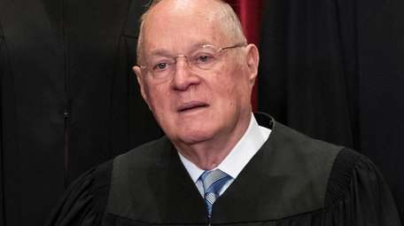 Supreme Court Associate Justice Anthony M. Kennedy is