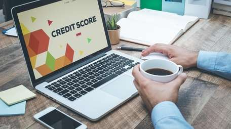 Requesting your credit score won't automatically lower it.
