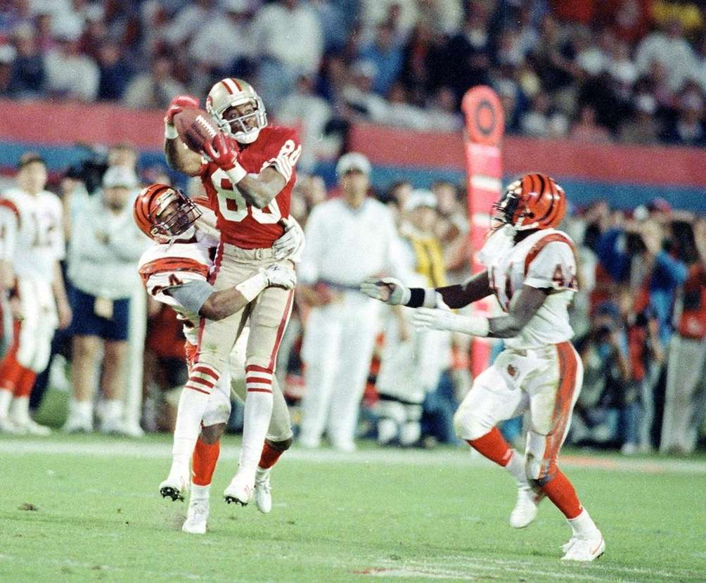 SUPER BOWL XXIII: SAN FRANCISCO 20, CINCINNATI 16