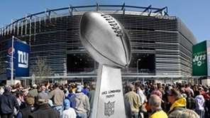 The new Meadowlands Stadium will host the 2014