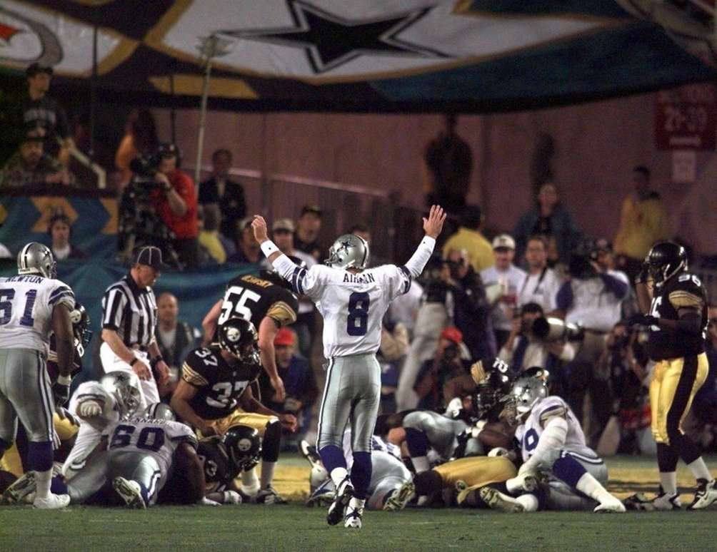 SUPER BOWL XXX: DALLAS 27, PITTSBURGH 17 Sun
