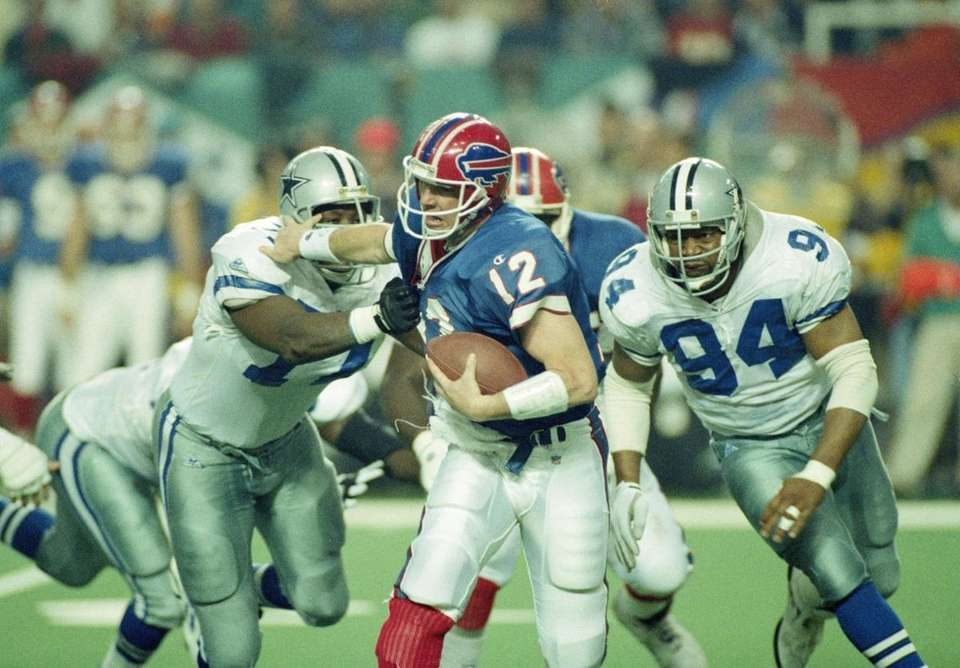 SUPER BOWL XXVIII: DALLAS 30, BUFFALO 13 Georgia