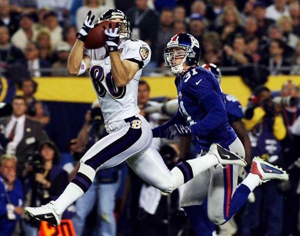 SUPER BOWL XXXV: BALTIMORE 34, GIANTS 7 Raymond
