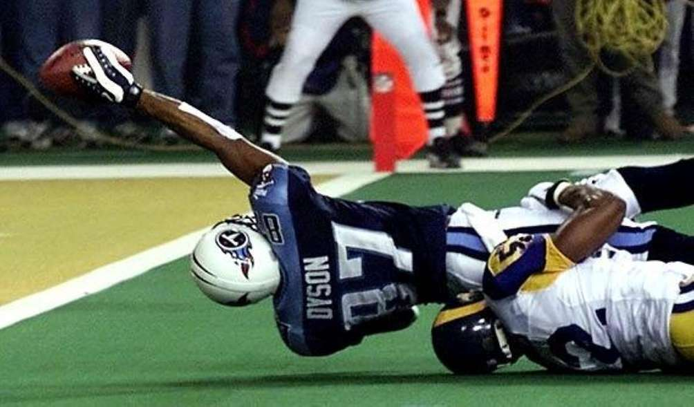 SUPER BOWL XXXIV: ST. LOUIS 23, TENNESSEE 16