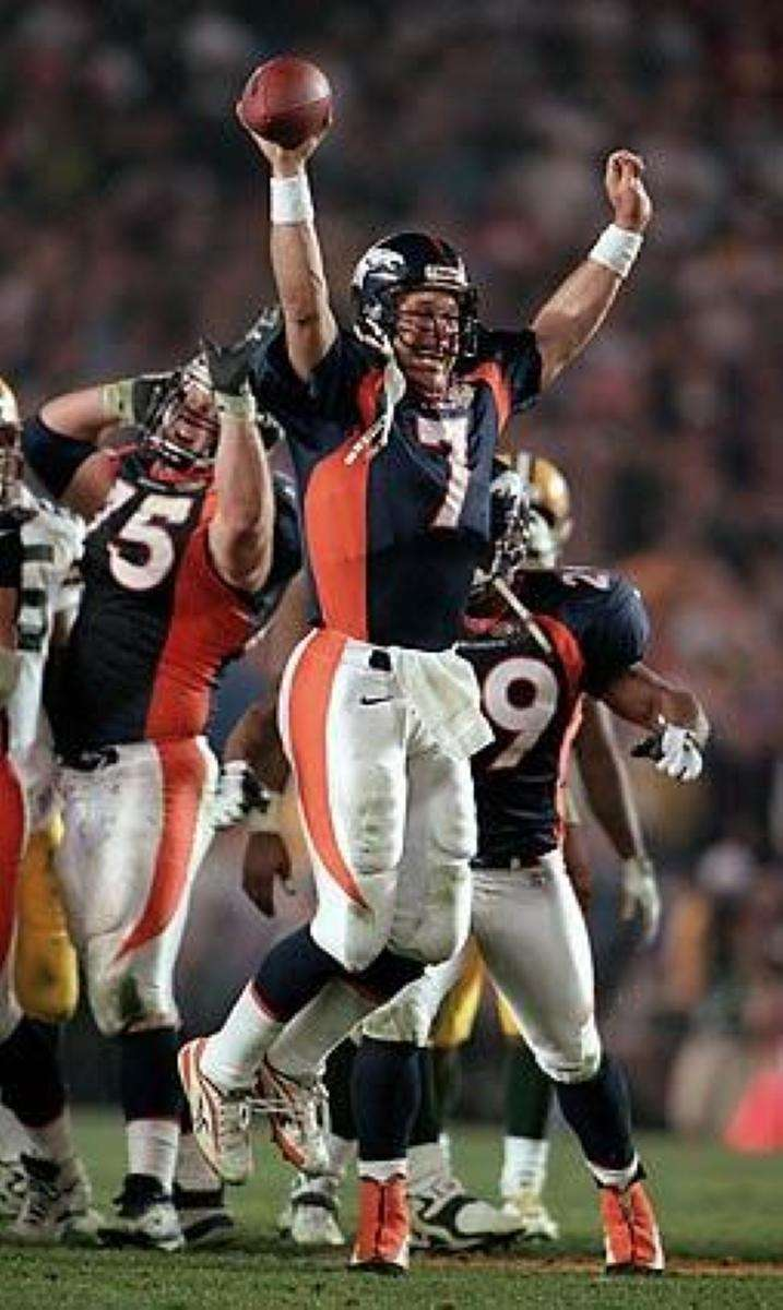 SUPER BOWL XXXII: DENVER 31, GREEN BAY 24