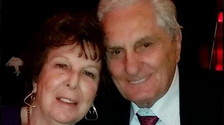 Alma and Philip Stanziola of Baldwin celebrated their