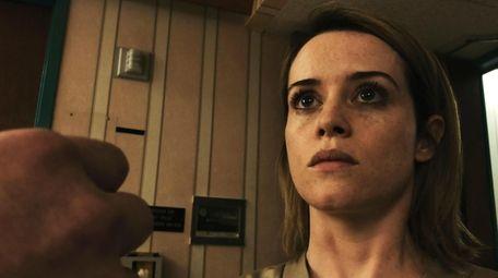 "Claire Foy stars in Steven Soderbergh's ""Unsane."""