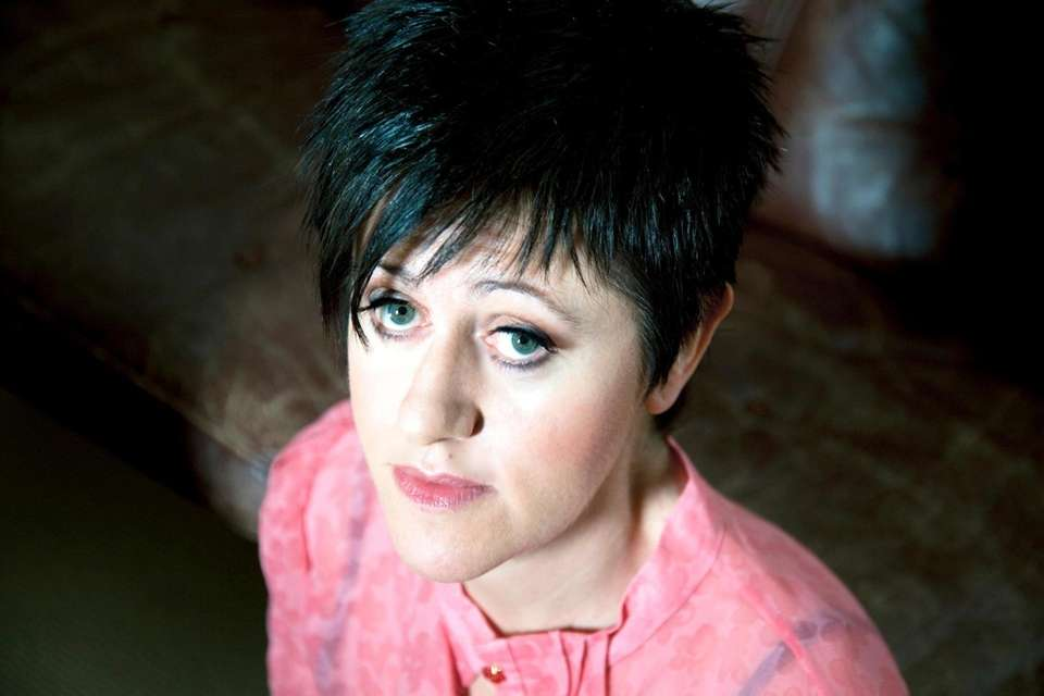 Musician Tracey Thorn.