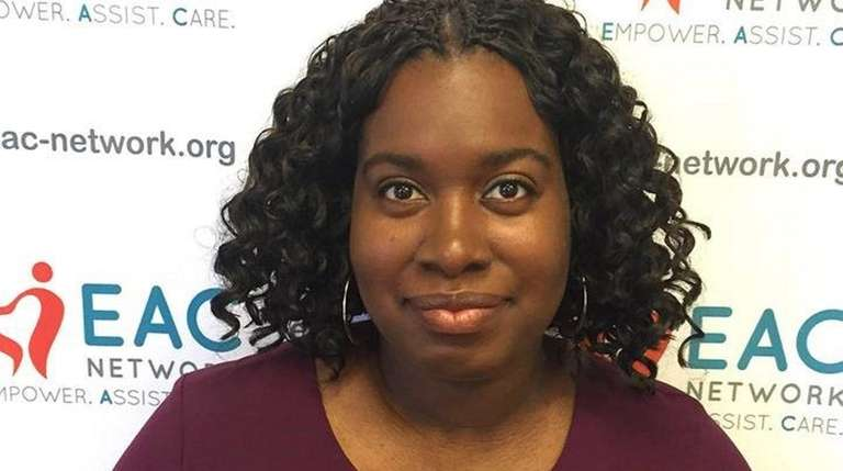 Janine James-Beckford of Roosevelt has been hired as