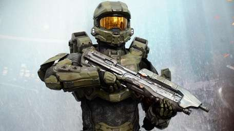 The bestselling video game Halo will next be