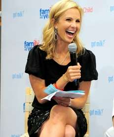 """The View's"" Elisabeth Hasselbeck at the Scholastic Parent"